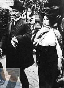 Καρλ Λίμπκνεχτ και Ρόζα Λούξεμπουργκ