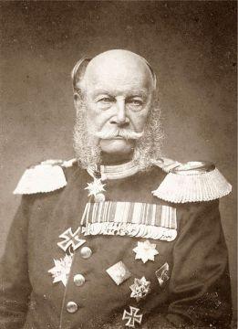 Ο Γουλιέμος Α΄ (1861-1888) υπήρξε αυτοκράτορας της ενιαίας Γερμανίας από το 1871 ως το 1888